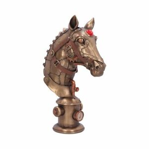 NEW Equus Machina Horse Steampunk Figurine 29cm Nemesis D5228