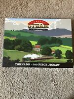 CLASSIC STEAM COLLECTION TORNADO 500 PIECE JIGSAW Brand New & Sealed Puzzle