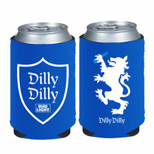 2 New Real Deal Dilly Dilly Bud Light Licensed Kozzie Michelob Ultra coozie