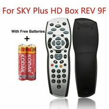 NEW SKY + PLUS HD REV 9F REMOTE CONTROL GENUINE REPLACEMENT HQ UK FREE POST
