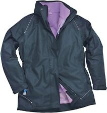 846 Navy 3in1 Ladies Jacket Xl S571NARXL Portwest Genuine Top Quality Product