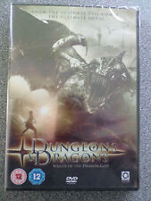 DUNGEONS & DRAGONS - WRATH OF THE DRAGON GOD - DVD - (NEW & SEALED)