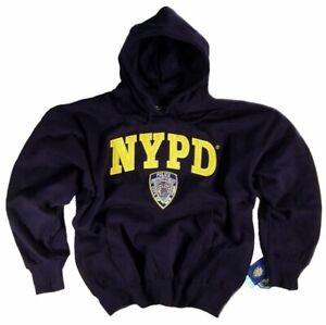 NYPD Shirt Hoodie Sweatshirt