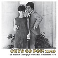 Guys Go Pop! 1965 (26 Obscure Teen/Pop/Rock N Roll Sides From 1965) - V (NEW CD)