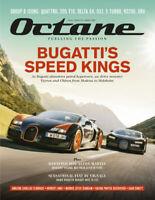 OCTANE Magazine MARCH 2021 Bugatti Veyron Chiron Fiat Vignale Group B Rally Cars