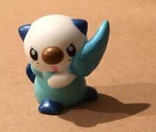 2011 Pokemon Finger Puppet Attack Oshawott Figure Catch Them All Nintendo Bandai