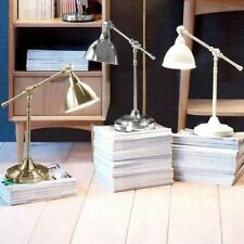 Brass Antique Style 41cm-60cm Height Lamps