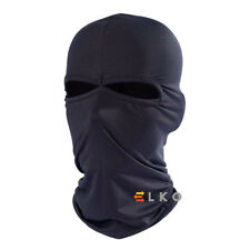 Genuine ELKO® Black Balaclava Mask Under Helmet Winter Warm Army Style Neck Warm