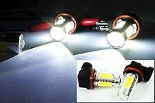 2x w/CREE chip Plasma LED H11 H8 For BMW Projector Daytime Running Light White