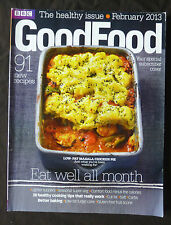 BBC Good Food, Feb 2013, 91 New Recipes, Eat Well All Month,+++