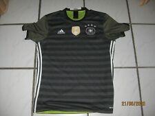 adidas DFB 2015 Warm Up Trikot 4 Sterne Wendetrikot Schwarz Gr. L Saturn Mülheim
