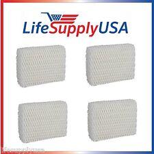 4 pack Filter for Holmes HWF55 Vornado 221 232 421 432  HU1-0021 Humidifier Wick