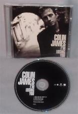 CD COLIN JAMES I'm Losing You RARE EP MINT