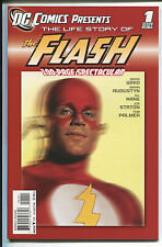 Life Story of the Flash #1 - 100-Page Spectacular - 2012 (Grade 9.2)