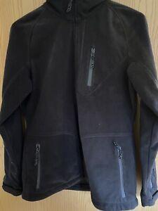 Trespass Ladies Black Fleece XL(approx size 16)