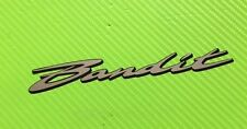 Bandit Decals stickers for Suzuki Road Bike or fairing PAIR #160