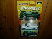 Matchbox Superfast Limited Edition SVT Lightn. Concept  Nr.2 Neu OVP 2006 Mattel
