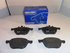 Ford C-Max Focus Kuga Front Brake Pads Set 2004-Onwards GENUINE BRAKEFIT