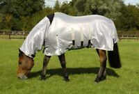 Mark Todd FLY ULTRA COMBO RUG Lightweight Fly UV Relief Silver 5'6'' - 7'0''
