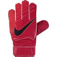 Goalkeeper Gloves Nike GK Jnr Match Hand Sizes 4 & 5 (little Kids-) Red Kids Size 5