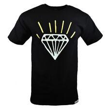 DIAMOND SUPPLY CO. Men's T-shirt -Fashion -100% Cotton -All Sizes -NWT- Black
