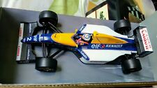 Quartzo Classic Grand Prix Williams FW15C Alain Prost F1 1/18 scale