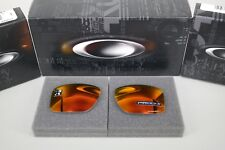 NEW Oakley HOLBROOK METAL PRIZM RUBY OO4123 Replacement Lens Authentic GENUINE