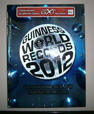 GUINNESS WORLD RECORDS 2012 # Mondadori 2011