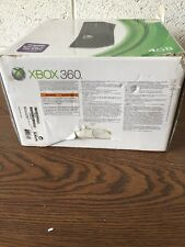 Xbox 360 4 GB Matte Black Console. Power Cable, Controller, Manual Included