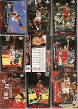 1998-99 UD Upper Deck Chicago Bulls Complete Team Set (43)