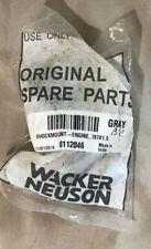 Oem Wacker 5600 Generator Engine Shock Mount Pn: 0112046