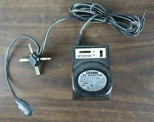 Gemini AC Adapter AS-501 Adjustable Power Voltage Supply Switch Polarity Jacks