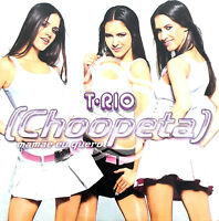 T•Rio CD Single (Choopeta) Mamae Eu Quero - France (VG+/EX+)