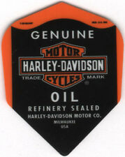 Harley Davidson OIL Can Dart Flights: 3 per set