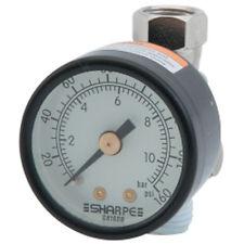 Sharpe 3310 High Volume Air Adjusting Regulator with Gauge 36AAV-HV