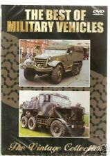 THE BEST OF MILITARY VEHICLES - DVD
