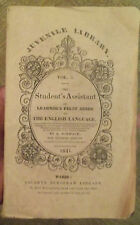 THE ENGLISH LANGUAGE 1841LEARNER'S FIRST GUIDE