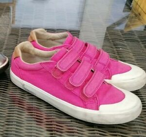 Size 13 F Clarks Air Trainers girls Shoes