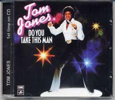 Tom Jones - Do You Take This Man   CD