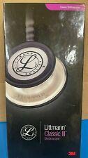 Littmann Classic III Stethoscope-Authentic Sealed Red / Maroon OU Grays Anatomy