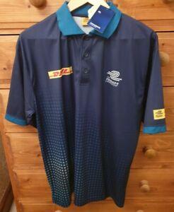 FIA Formula.e Championship Racing Polo Shirt, Brand New with tags - Size XL