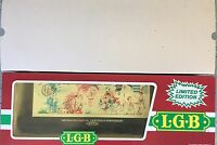 LGB 4085 CC 1991 CONVENTION CAR G SCALE