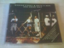 MARIAH CAREY / BOYZ II MEN - ONE SWEET DAY - 4 TRACK CD SINGLE