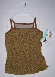 Martha Stewart Pets Leopard Print Dog Dress with ruffle Size Large NWT