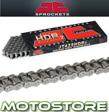 JT HDR HEAVY DUTY CHAIN FITS HYOSUNG GT125 R SUPERSPORT 2006-2014