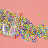 1000PCS 3D Fruit Animals Fimo Slice Clay DIY Nail Art Tip Sticker Decoration Hot