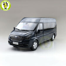 1/18 Ford Transit PRO With Lights Van Cargo Diecast Model Car Toys Boys Gifts