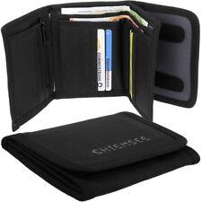 CHIEMSEE Herren Geldbeutel Portemonnaie Geldbörse Stoff Brieftasche City Wallet