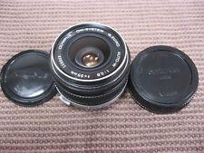 Olympus OM-System G.Zuiko Auto-W f/2.8 35mm Lens for Olympus OM Cameras