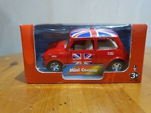 """HAMLEYS """"Mini Cooper"""" - Pull Back & Go"""